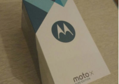 Venta de Celular en caja cerrada Moto X Pure Edition 32 gb