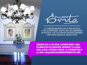 Visita al Museo Evita