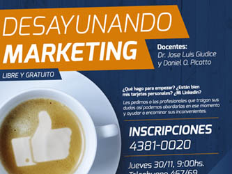 Desayunando marketing