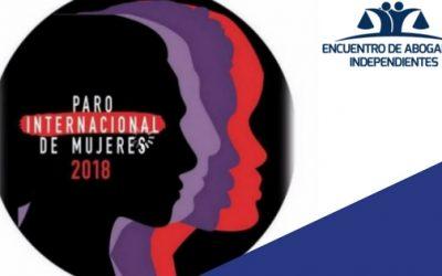El #8M Paramos! Encuentro de Abogadxs Independientes