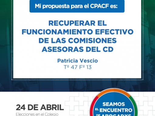 Patricia Vescio