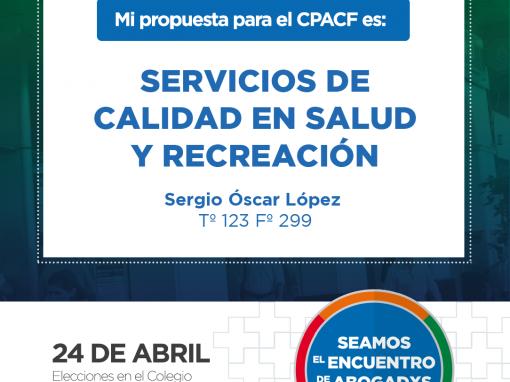 Sergio Óscar López