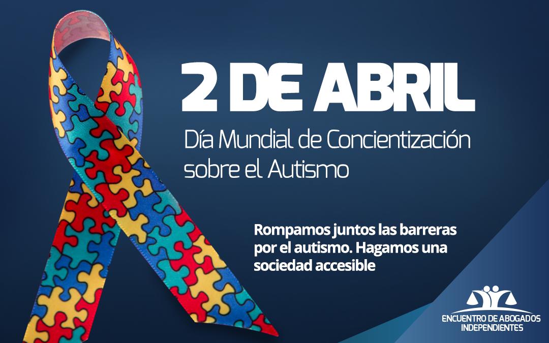 #EncendéElAzul #HablemosDeAutismo 2 de abril conmemoramos el Día Mundial y Nacional de Concientización sobre el Autismo